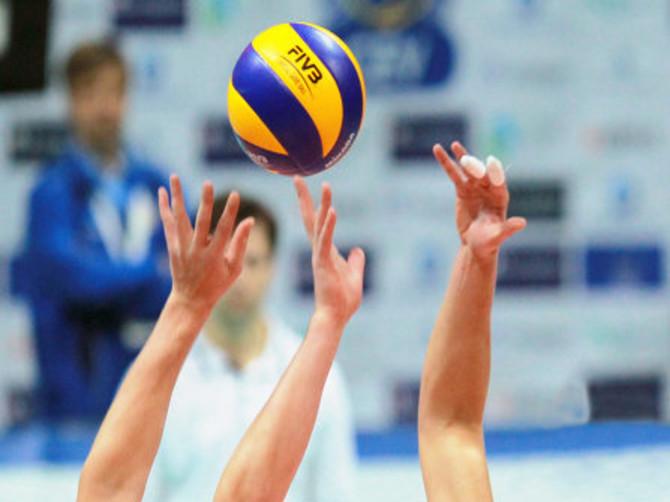 В Стародубе прошел ежегодный турнир по волейболу