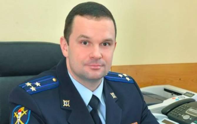 В Брянске завели уголовное дело на полковника УМВД Сергея Артемова