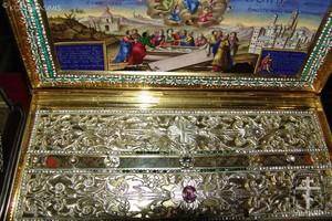 В Брянск привезут часть пояса Пресвятой Богородицы