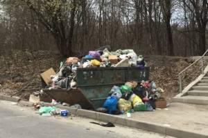 Брянские чиновники потеряли связь со сборщиками мусора