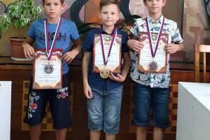 Брянцы взяли золото и три бронзы на всероссийских соревнованиях по шашкам