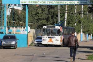 Брянск рискует остаться без новых троллейбусов