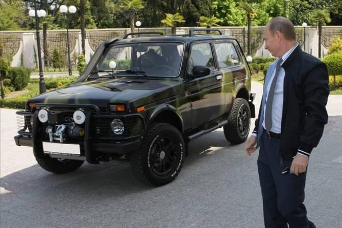 В Брянской области выросли продажи подержанных внедорожников