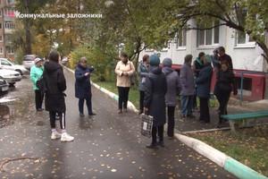 В Брянске жители хрущевки по улице Бурова не могут сменить УК