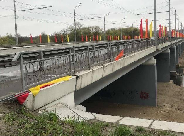 мост бетон брянск