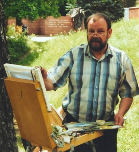 В Клинцах пройдет персональная выставка художника Николая Енина