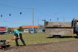 В Брянске скосили более двух миллионов квадратных метров газонов