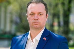 Брянский политик Сергей Антошин сегодня отмечает юбилей