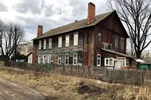 В Новозыбкове чиновники наплевали на аварийный дом