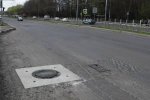 В Брянске проспект Станке Димитрова будут асфальтировать по ночам