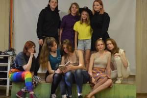 Брянские волонтёры организовали премьеру спектакля