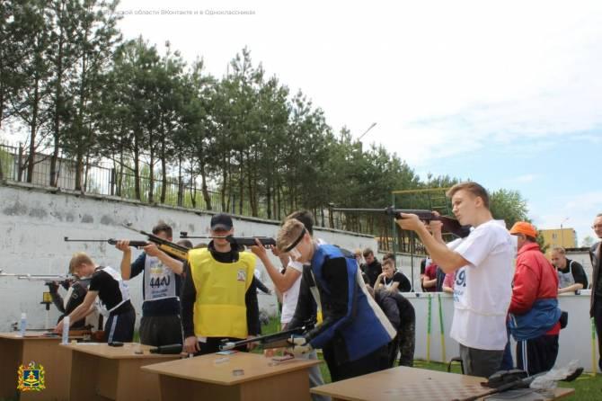 Брянцы отправятся на спартакиаду допризывной молодежи в Ессентуках