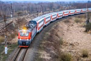 На майские праздники пустят дополнительные поезда из Брянска до Москвы и Питера