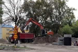 В Брянске завершение ремонта улиц на Володарке перенесли на 2022 год
