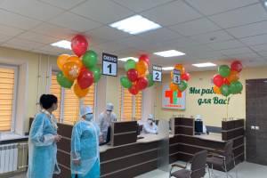 В Брянске капитально отремонтировали бывшую поликлинику БЭМЗ