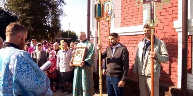 В брянском селе Соколово отметили престольный праздник