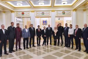 В областном правительстве поблагодарили брянских спортсменов