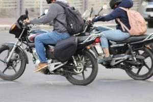 С начала года в Брянске произошло 24 ДТП с мотоциклистами