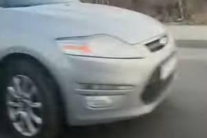 В Брянске на Автозаводце из-за выезда на встречку произошло ДТП