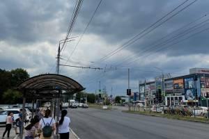 На Брянск надвигается обещанная гроза с ливнем