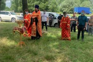 В Карачеве на месте разрушенного Покровского храма построят часовню