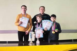 В Брянске прошли соревнования по трассовым автомоделям