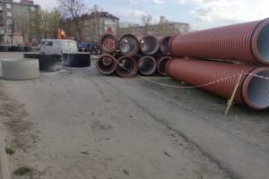Мэр Брянска пришёл в ярость из-за ремонта улиц Пушкина и Димитрова