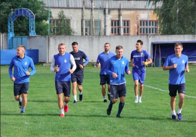 На первый матч «Динамо-Брянск» в ФНЛ назначили арбитров