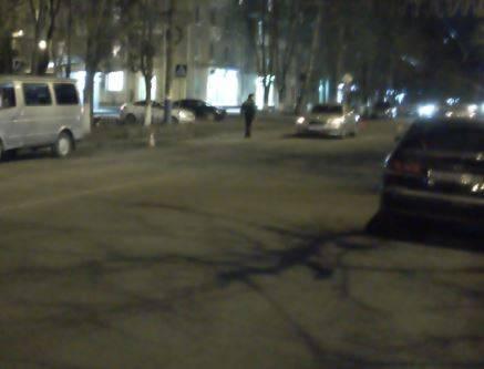 В Брянске на улице Куйбышева сбили человека