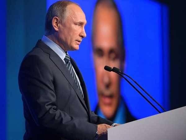 Владимир Путин выступит с посланием Федеральному Собранию