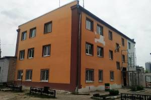 В брянском посёлке Локоть преобразилось здание РОВД