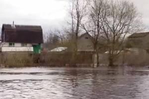 В Брянске половина затопленных участков освободилась от воды