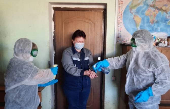 Брянские аграрии вступили в борьбу с коронавирусом