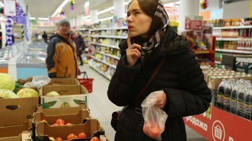 В Брянске предсказали повышение цен на продукты из-за курса рубля