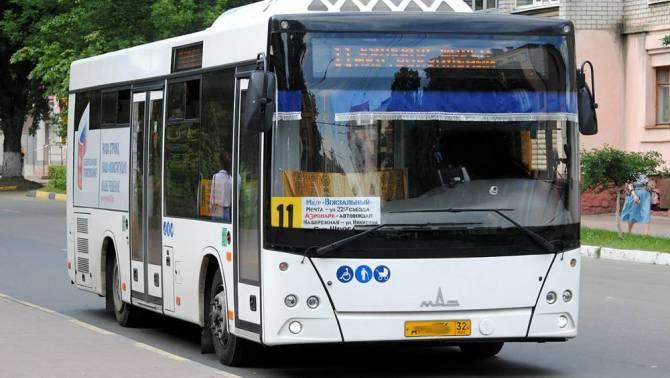 В Брянске опровергли фейки в СМИ об отсутствии автобусов №11