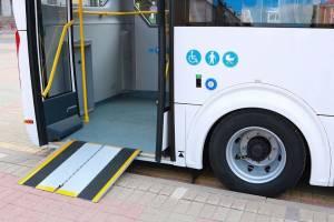 В Брянск поступят 7 работающих на метане новых автобусов