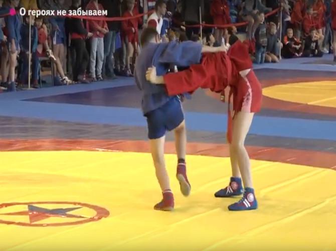 Брянск принял Всероссийский открытый турнир по самбо