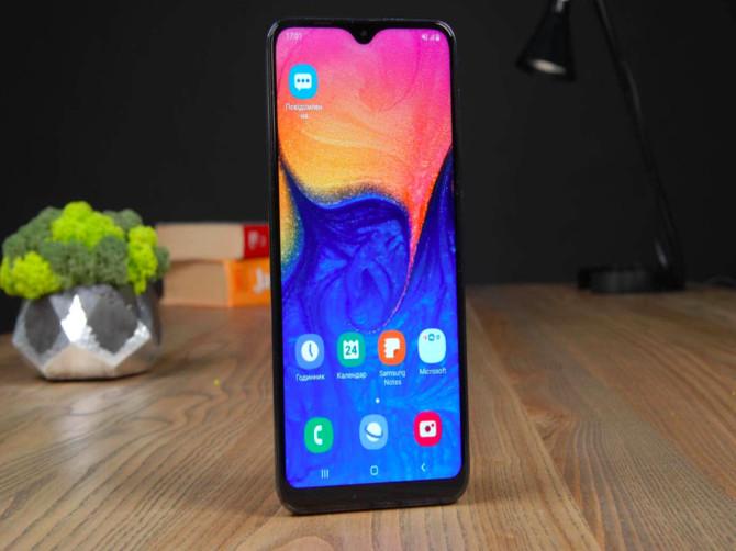 На Брянщине самыми популярными признали смартфоны Samsung