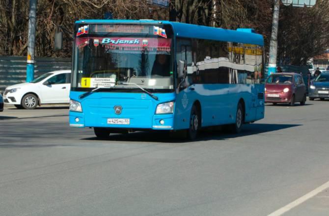 В Брянске в общественном транспорте ограничат количество пассажиров