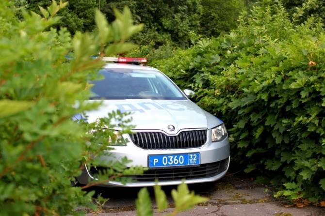 В Брянской области устроят охоту на нарушителей правил обгона