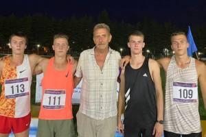 Брянский спортсмен победил на первенстве России по легкой атлетике
