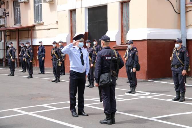Брянских полицейских отправили охранять улицы Грозного