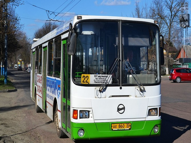 В Брянске автобус № 22 вернётся на прежний маршрут