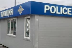 В Брянске на майских праздниках безопасность обеспечат 400 полицейских