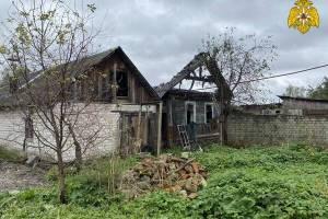 В Почепе 48-летний мужчина погиб в горящем доме