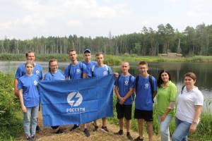 Волонтеры нагрянули в «Брянский лес»