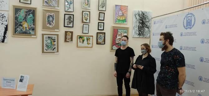 В Брянске открылась необычная выставка «удивительных» тату