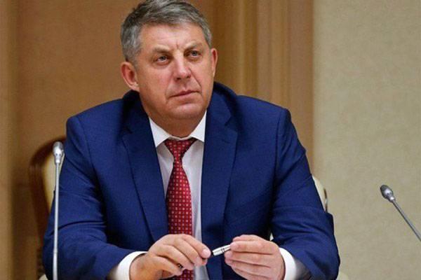 Губернатор Брянской области заработал за год 5 миллионов рублей