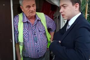 Валентин обрушился с критикой на мэра Брянска