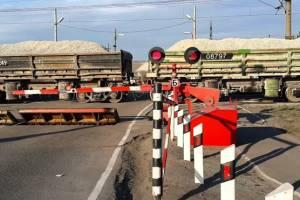 Брянским водителям напомнят о правилах пересечения железнодорожных переездов